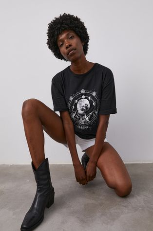 Answear Lab - Bavlnené tričko