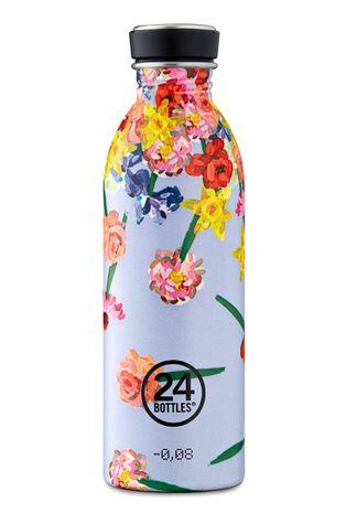 24bottles - Láhev Urban Bottle Flowerfall 500ml