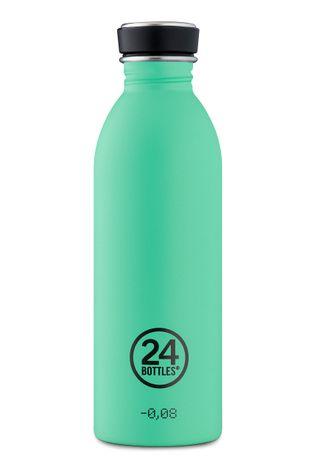24bottles - Butelka Urban Bottle Mint 500ml