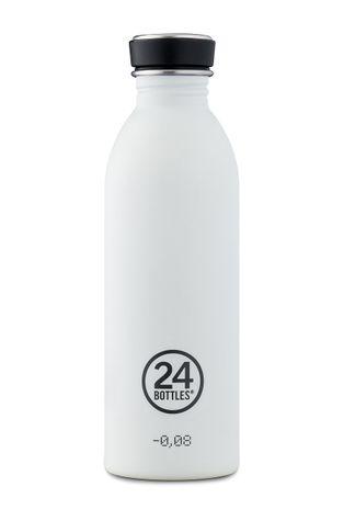 24bottles - Butelka Urban Bottle Ice White 500ml