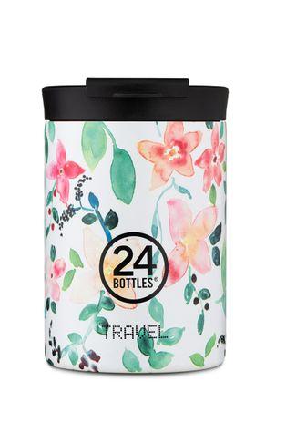 24bottles - Termo hrnek Travel Tumbler Little Buds 350ml