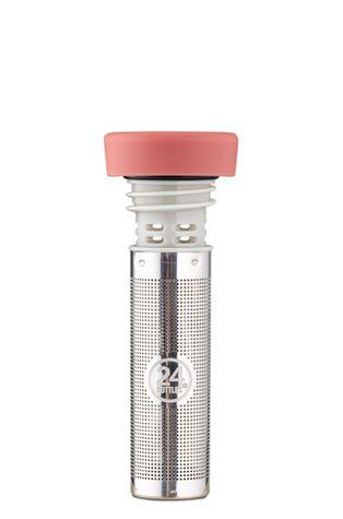 24bottles - Инфузер за термобутилка Clima Infuser Lid Light Pink