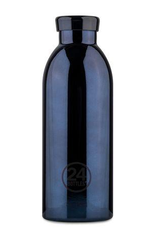 24bottles - Термобутилка Clima Black Radiance 500ml