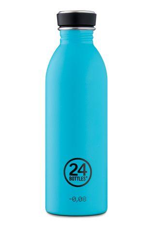24bottles - Бутилка Urban Bottle Lagoon Blue 500ml