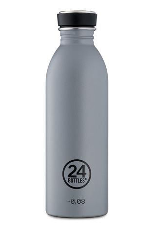 24bottles - Бутилка Urban Bottle Formal Grey 500ml
