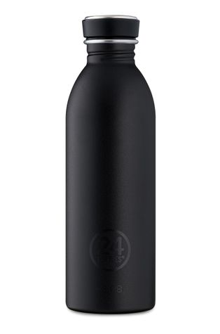 24bottles - Бутилка Urban Bottle Tuxedo Black 500ml