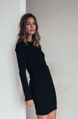 MUUV. - Sukienka Pure Backless