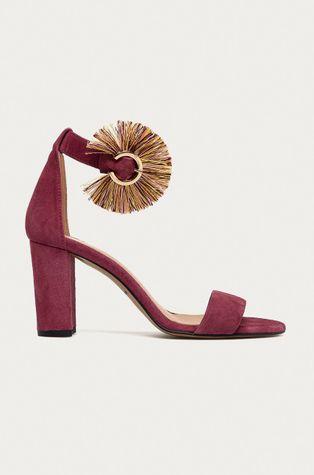 Wojas - Замшевые сандалии