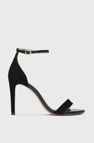 Kazar Studio - Semišové sandále