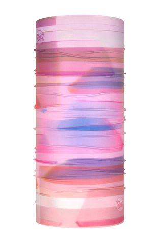 Buff - Šál komín Pale Pink