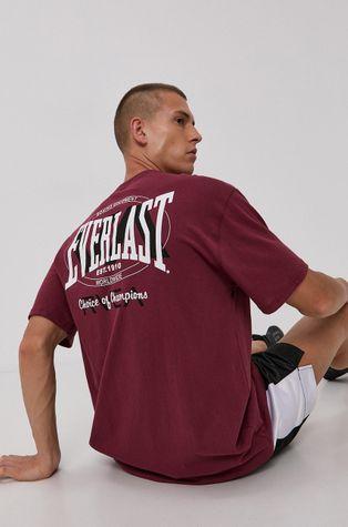 RVCA - Хлопковая футболка X Everlast