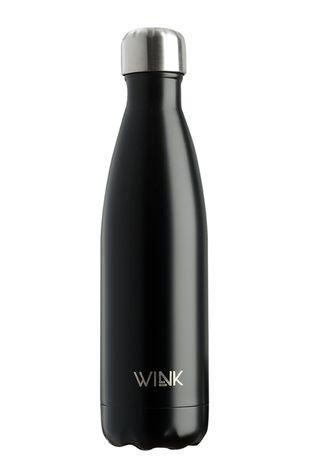 Wink Bottle - Butelka termiczna BLACK 500