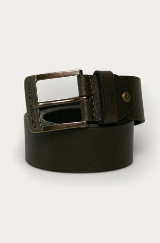 Cross Jeans - Kožený pásek