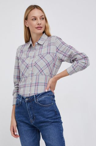 Lee Cooper - Βαμβακερό πουκάμισο