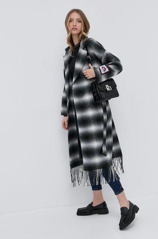 Silvian Heach - Παλτό από μείγμα μαλλιού
