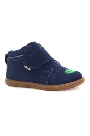 Bartek - Pantofi din piele intoarsa pentru copii