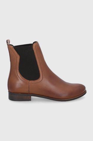 Wojas - Δερμάτινες μπότες Τσέλσι