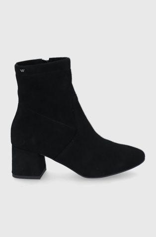 Wojas - Σουέτ μπότες