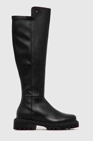 Wojas - Δερμάτινες μπότες