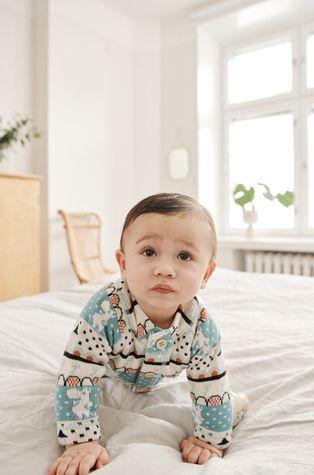 Reima - Kombinezon niemowlęcy Moomin Mysig