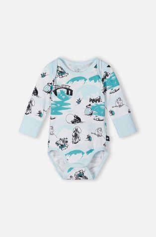 Reima - Body niemowlęce Moomin Snyggast