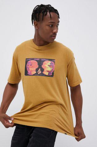 Volcom - T-shirt bawełniany x Animoscillator