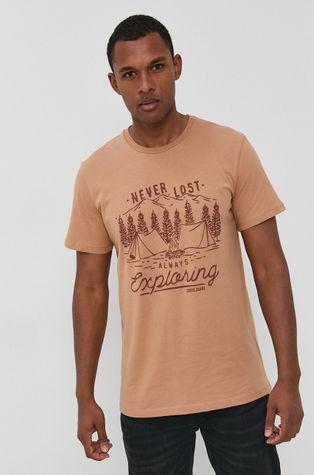 Cross Jeans - Bavlněné tričko