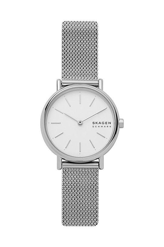 srebrny Skagen - Zegarek SKW2692 Damski