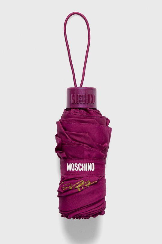 Moschino - Dáždnik tmavofialový