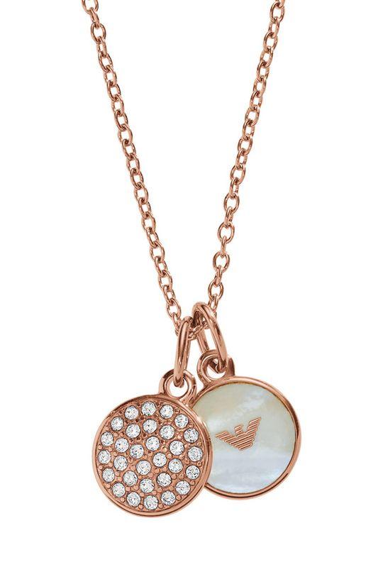 Emporio Armani - Biżuteria złoty