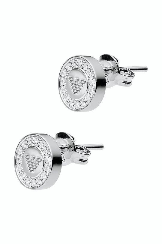 argintiu Emporio Armani - Cercei De femei