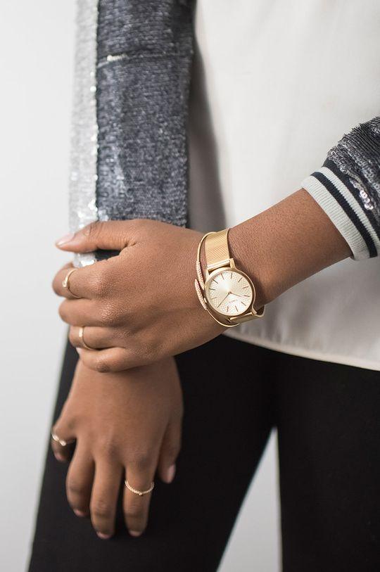 zlatá Timex - Hodinky TW2R36100