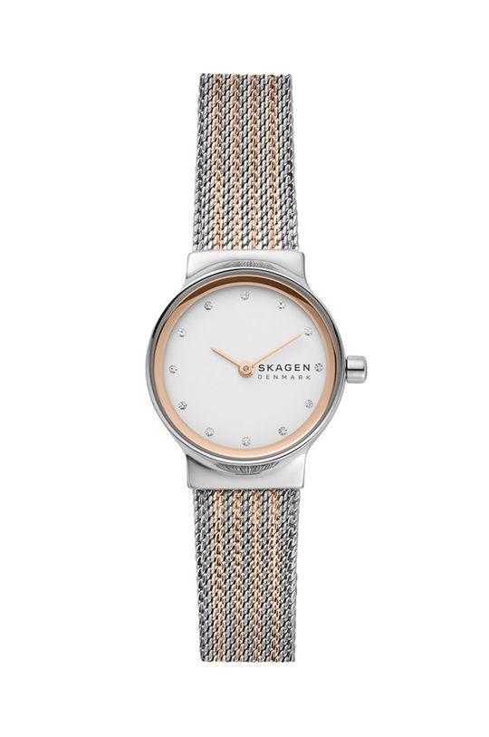 srebrny Skagen - Zegarek SKW2699 Damski