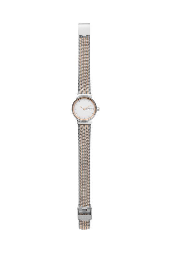 srebrny Skagen - Zegarek SKW2699