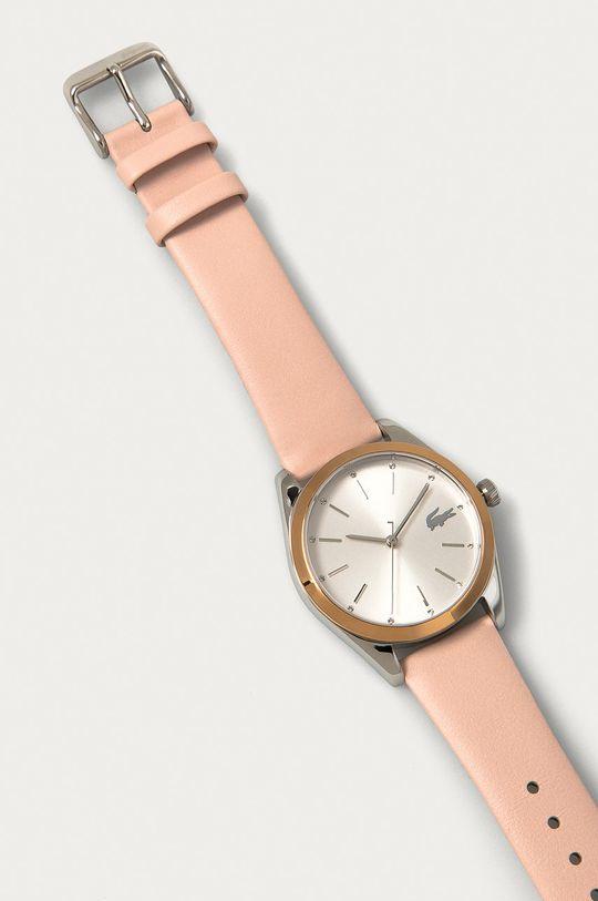 Lacoste - Zegarek 2001098 pastelowy różowy