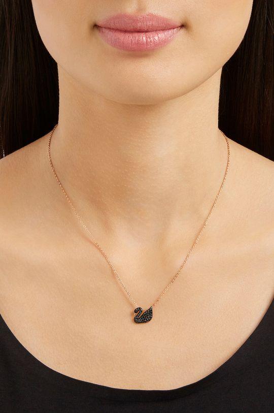 Swarovski - Naszyjnik Iconic Swan Materiał zasadniczy: Kryształ Swarovskiego