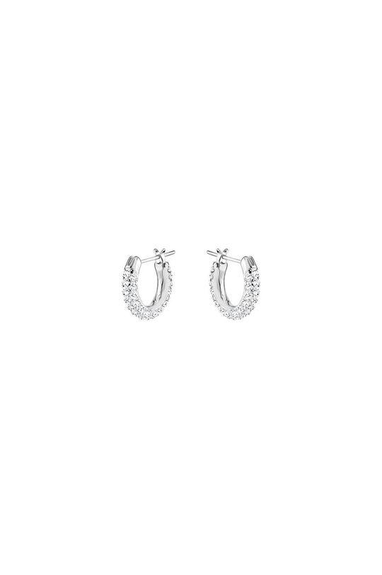 argintiu Swarovski - Cercei Stone De femei