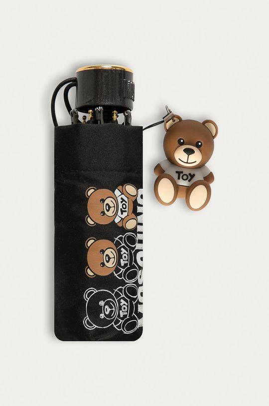 Moschino - Deštník černá