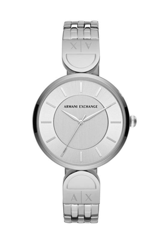 stříbrná Armani Exchange - Hodinky AX5327 Dámský
