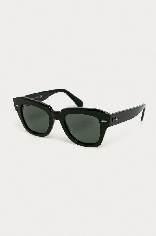 čierna Ray-Ban - Slnečné okuliare Dámsky