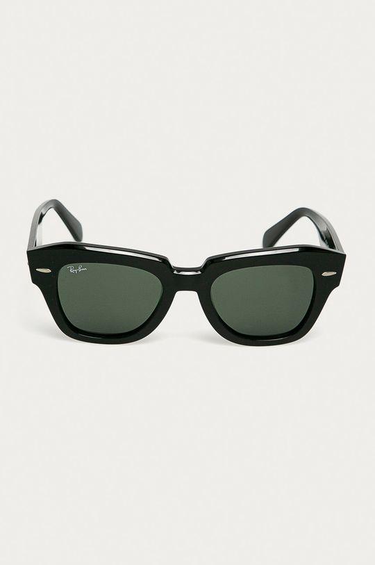 Ray-Ban - Slnečné okuliare čierna