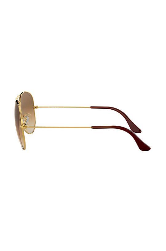 zlatá Ray-Ban - Slnečné okuliare