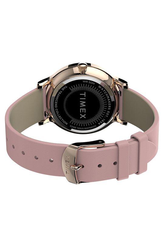różowy Timex - Zegarek TW2T74300