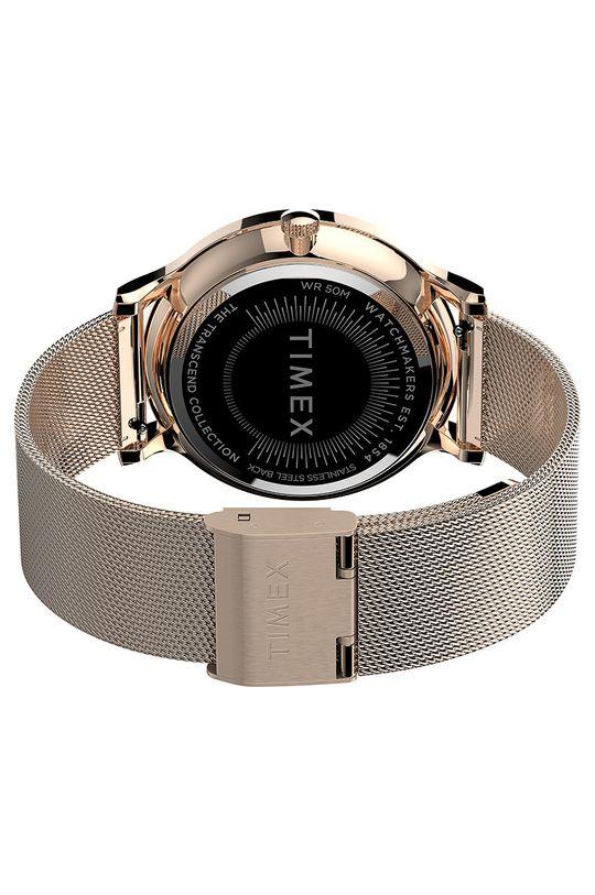 Timex - Zegarek TW2T74500 Stal szlachetna, Szkło mineralne