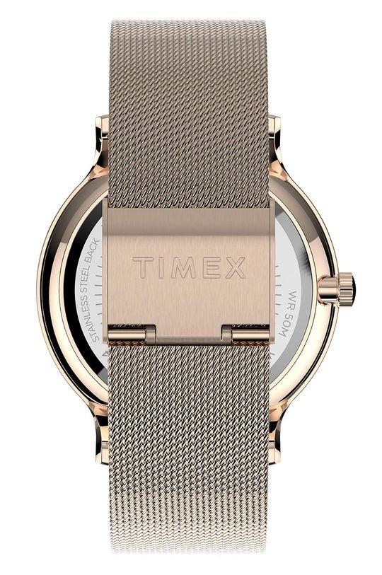złoty Timex - Zegarek TW2T74500
