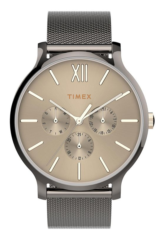 stříbrná Timex - Hodinky TW2T74700 Dámský