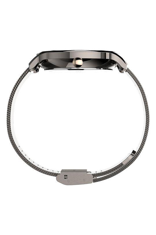 Timex - Hodinky TW2T74700 stříbrná
