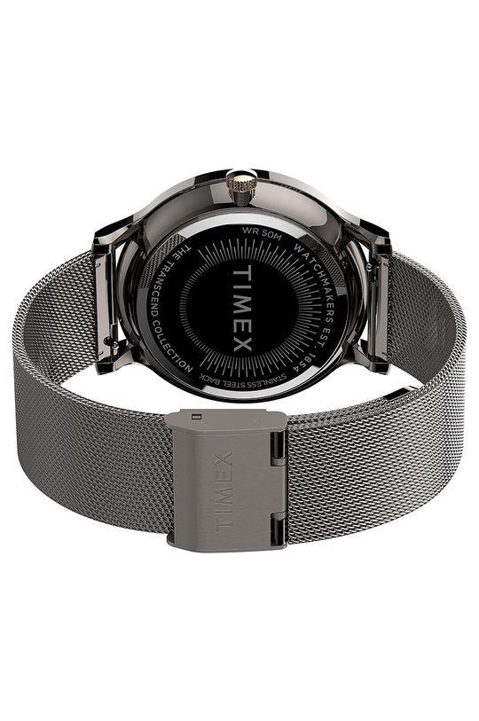 stříbrná Timex - Hodinky TW2T74700