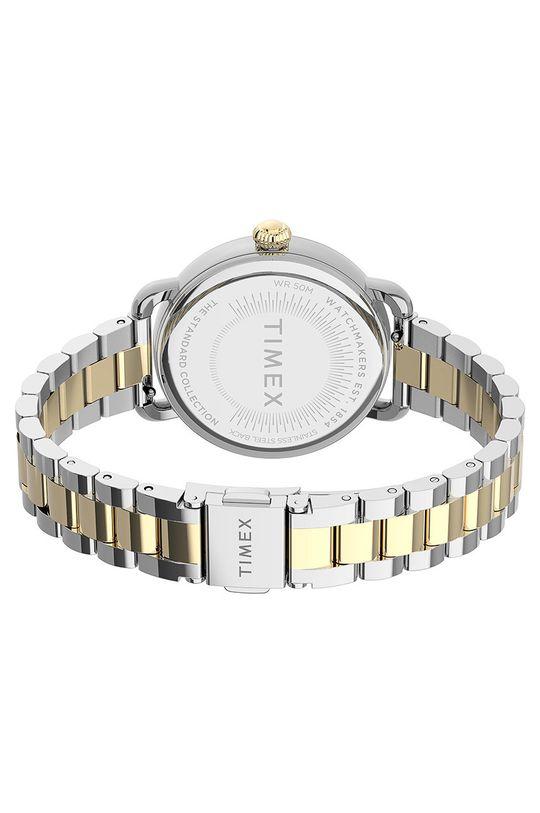 złoty Timex - Zegarek TW2U13800