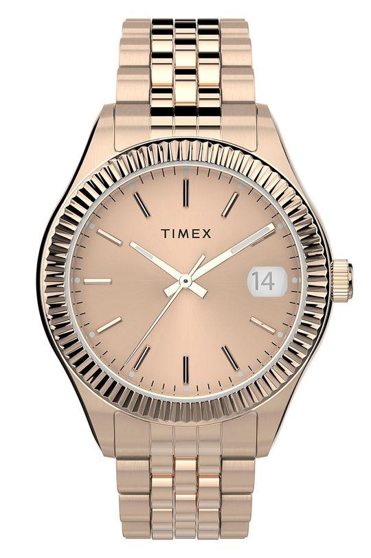 różowy Timex - Zegarek TW2T86800 Damski